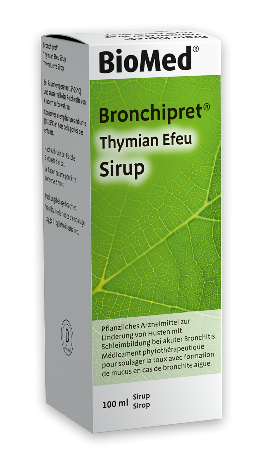 Bronchipret Thyme Ivy Syrup